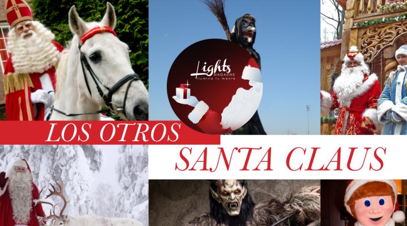 Santa Claus en el mundo