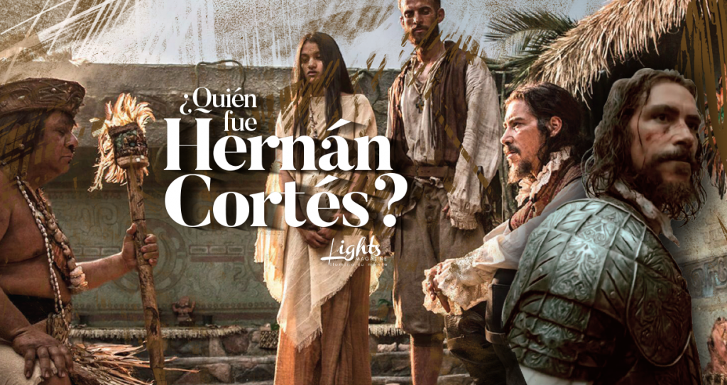 HERNÁN LA SERIE