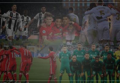 Los grandes equipos de Europa que entraron al abismo