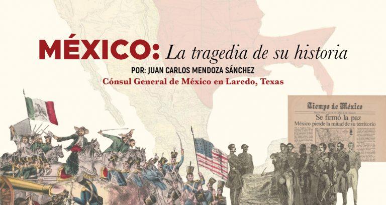 Mexico la tragedia de su historia