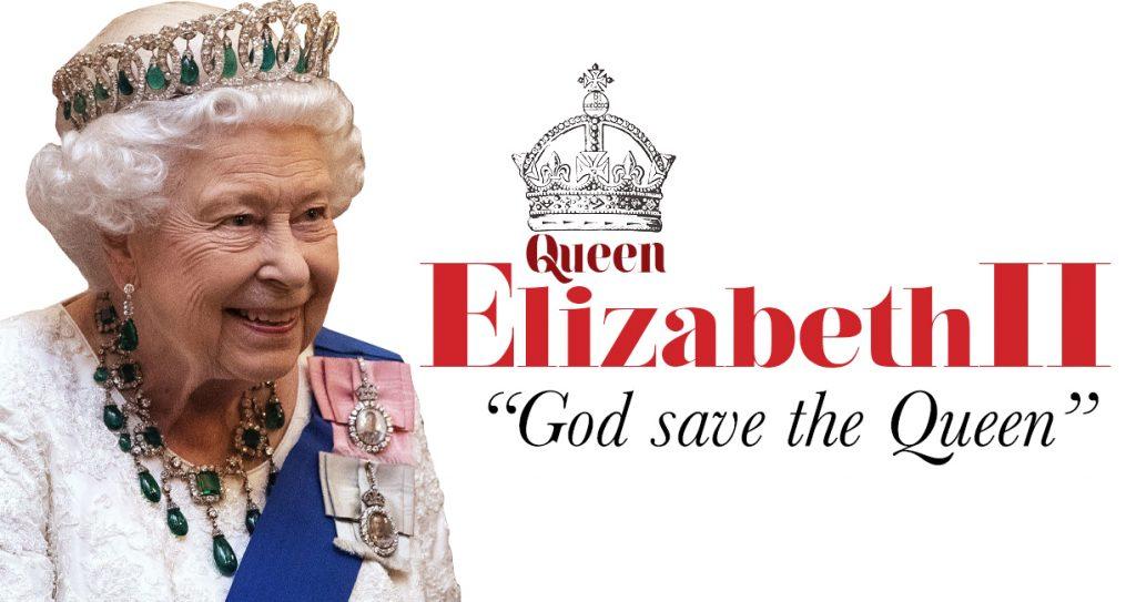 Reina Elizabeth II
